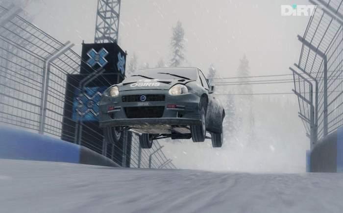 Третья часть гоночного симулятора Dirt