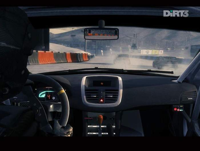 Новая серия гоночного симулятора Dirt