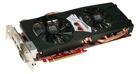 Видеокарта PowerColor HD 6870X2
