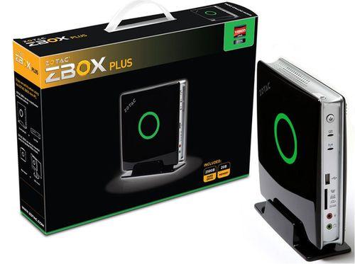 Новый мини-PC ZBOX AD02 Plus