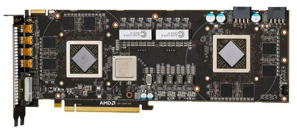 AMD Radeon HD 6990 без доспехов