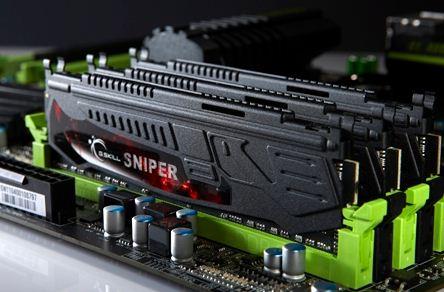 Модули памяти G.Skill Sniper