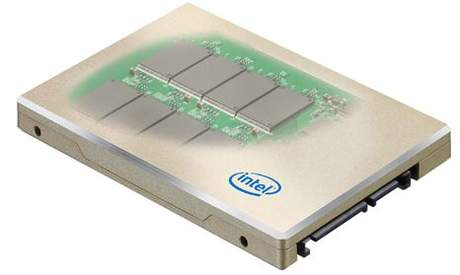 Диски SSD Intel серии 510