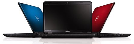 Dell обновили линейку ноутбуков Inspiron R