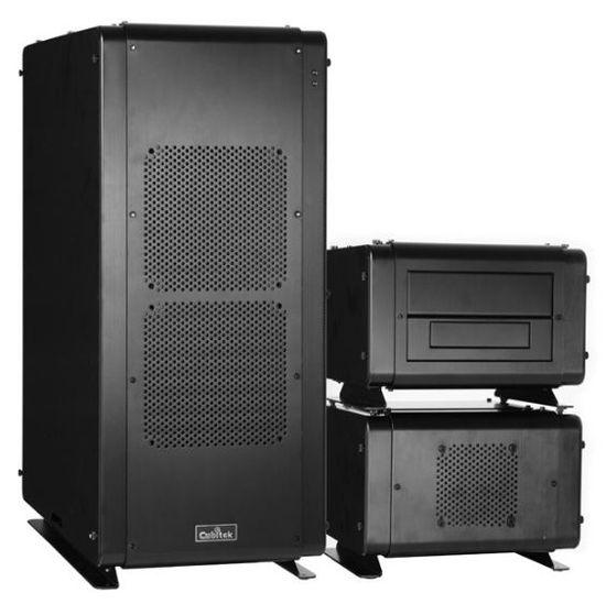 Компьютерные корпуса от фирмы Cubitek