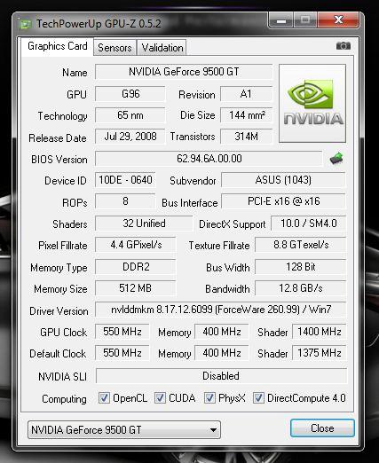 Выпущена новая версия утилиты GPU-Z