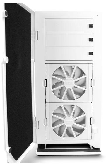 Передняя панель корпуса NZXT H2 Classic Silent