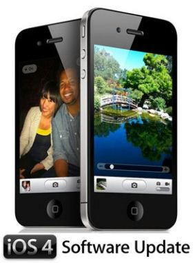 Apple обновили свою операционную систему iOS до версии 4.3.3