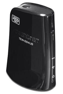 Новый адаптер TRENDnet TEW-684UB