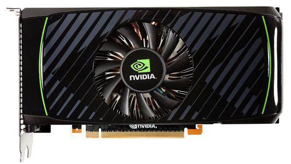 Выпущена видеокарта NVIDIA GeForce GTX 560