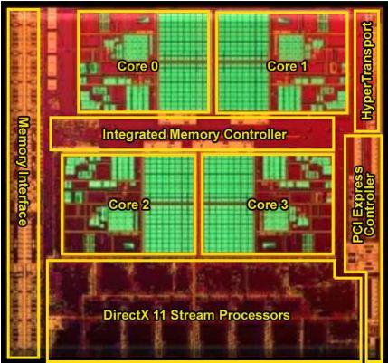 У компании ECS уже готовы материнские платы под будущие AMD Llano APU