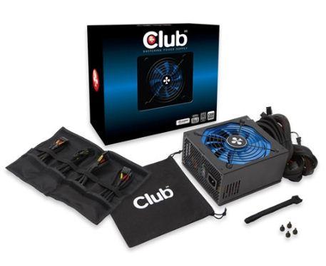 Новый блок питания от компании Club 3D номиналом 1200 ватт