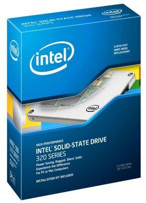 На твердотельные диски SSD 320 Intel увеличивают гарантийный срок
