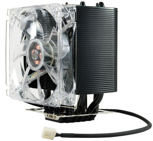 EVGA SuperClock - первая модель кулера CPU в арсенале компании