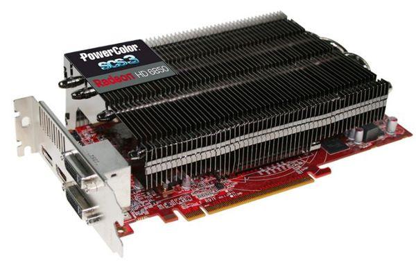 Бесшумная видеокарта PowerColor HD 6850 SCS3