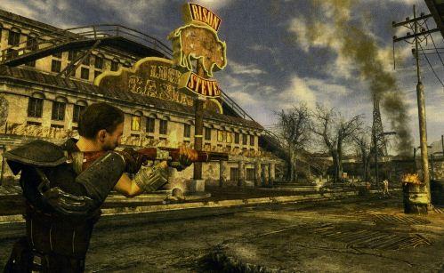 Скоро будут доступны дополнения для Fallout: New Vegas