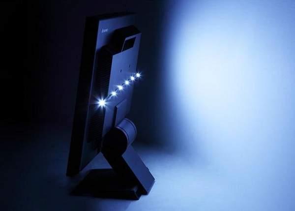 LED подсветка производства Antec