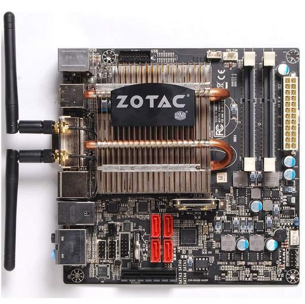 Материнская плата Zotac Fusion-ITX A