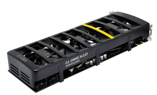 Видеокарта EVGA GTX 560 Ti 2Win