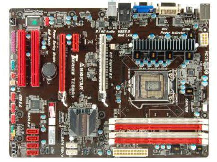 Материнские платы Biostar серии Intel 6 полностью поддерживают PCI Express 3