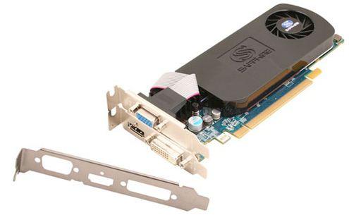 Видеокарта Sapphire Radeon HD 6670