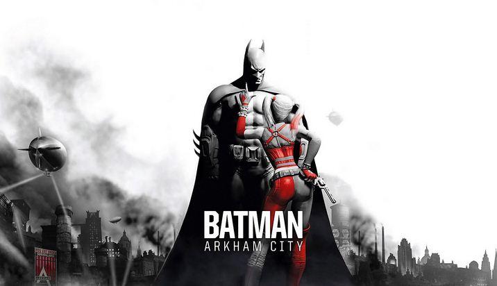 На днях выйдет игра Batman: Arkham City
