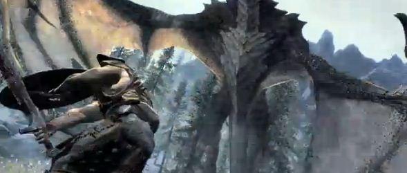 Вышла ролевая игра The Elder Scrolls V: Skyrim
