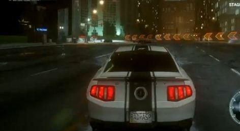Вышла игра Need for Speed: The Run