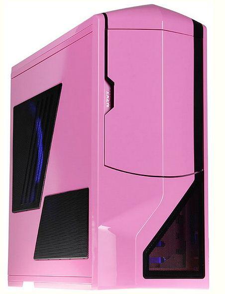 Розовый Phantom от NZXT
