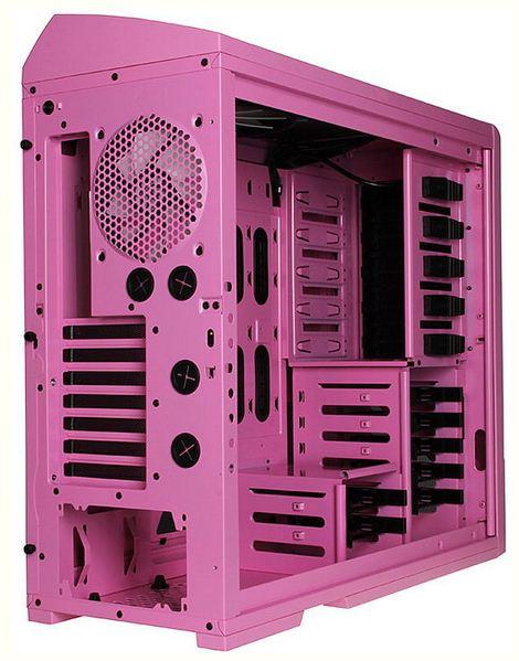 Phantom весь розовый, даже внутри