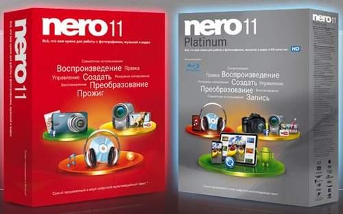 Вышел популярный комбайн Nero Multimedia Suite 11