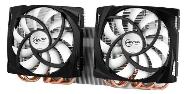 Кулер Arctic Accelero Twin Turbo 6990