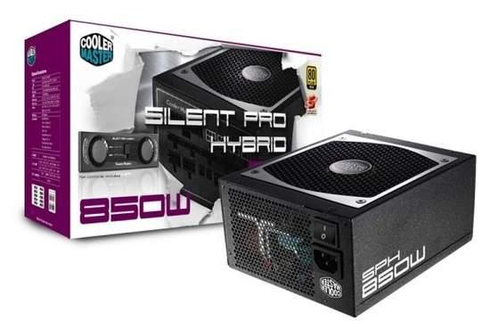 Блоки питания Cooler Master Silent Pro Hybrid