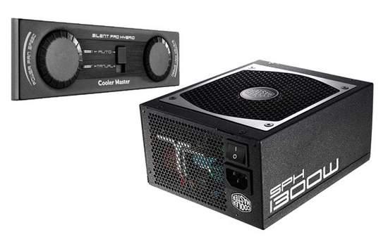 Новая серия PSU от Cooler Master - Silent Pro Hybrid
