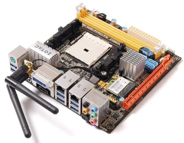 Материнская плата Zotac A75-ITX WiFi