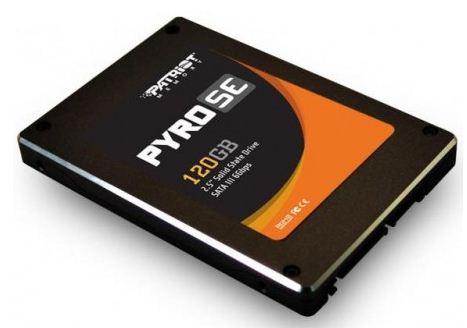 Новые SSD Patriot Pyro SE