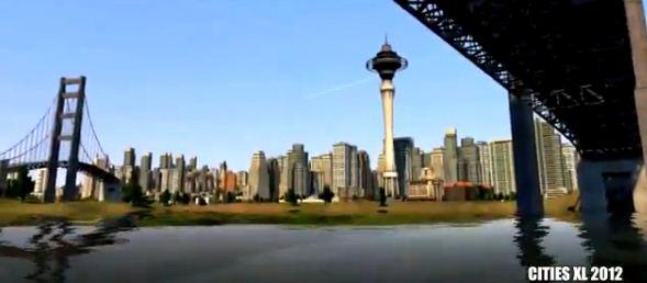 Выпущена игра Cities XL 2012