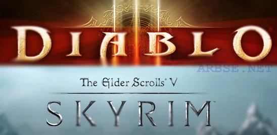Skyrim и Diablo 3 - цепь релизов