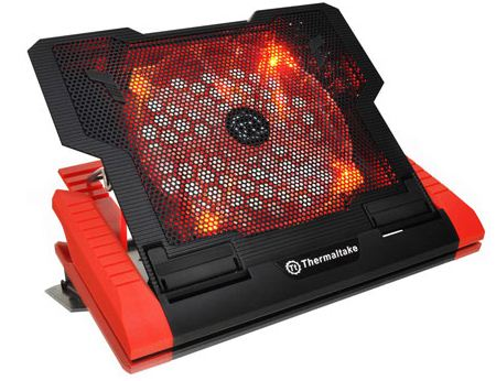 Thermaltake представили еще один кулер для ноутбука - Massive 23 GT