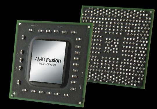 Новые APU от компании AMD