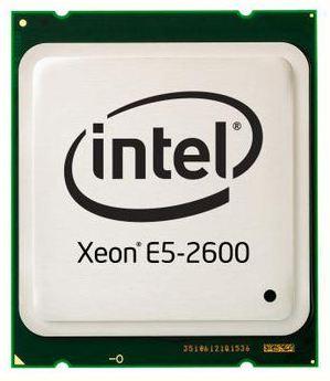 Серверные процессоры Xeon E5-2600