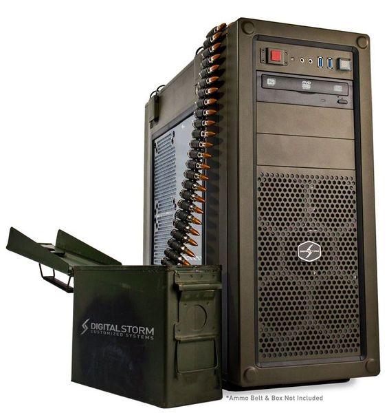 Серия компьютеров Marauder от Digital Storm