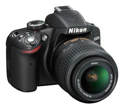 Камера Nikon D3200