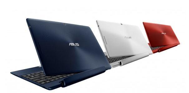Начались продажи планшета Asus Transformer Pad 300