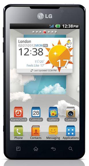 Запущены продажи смартфона LG Optimus 3D Max