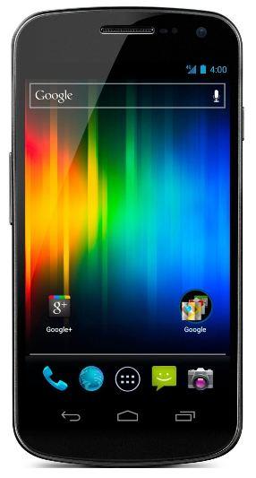 А Google взялись за продажи Galaxy Nexus