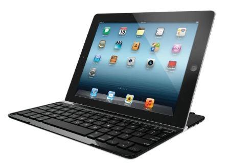Logitech выпускает Ultra-Thin Keyboard Cover