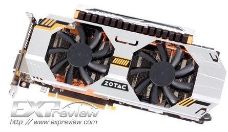 Zotac представили видеокарту GTX 680 Extreme Edition с частотой 1200 МГц