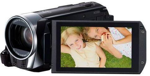 Новые видеокамеры Canon на российском рынке