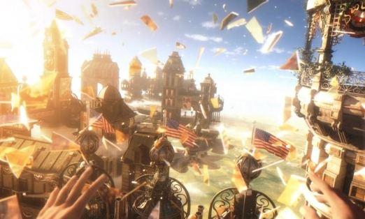 Игра Bioshock: Infinite